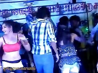 Amateur Dancing Exotic Indian Striptease