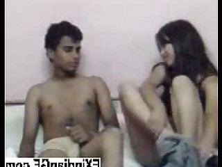 Couple Indian Teen Wife