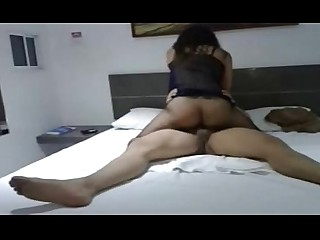 Boss Exotic Hot Hotel Indian Ride