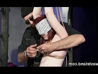 BDSM Crazy Domination Punished Slave Spanking