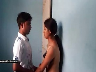 Boobs Girlfriend Hot Indian Sucking