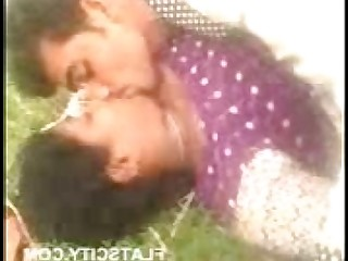 Exotic Indian Lover Outdoor