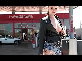 18-21 BDSM Fantasy Fetish Nude Office Public Mistress
