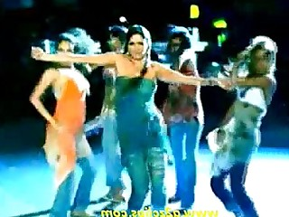 Dancing Exotic Hot Indian