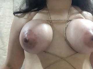 Amateur BDSM Big Tits Boobs Brunette Bus Busty Fetish