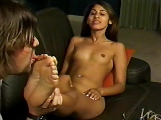 Feet Foot Fetish Indian Slender