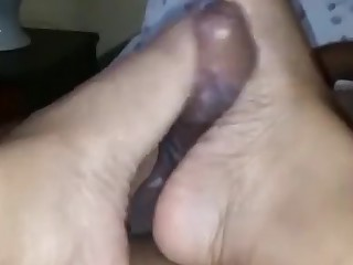Amateur Cumshot Feet Foot Fetish Footjob Handjob Hot Indian