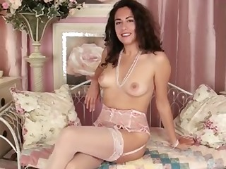 Babe Brunette Hairy Hot Indian Mammy Masturbation MILF